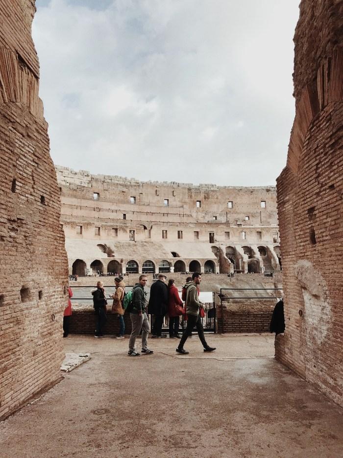 Rome Colosseum guide