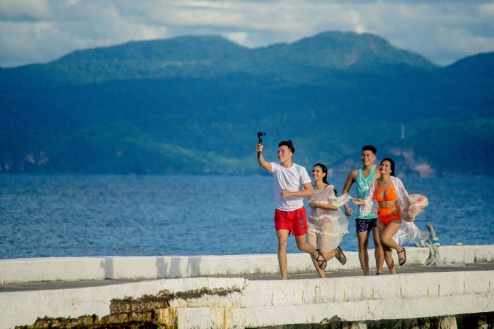 Gather your friends and schedule your next beach trip in Corregidor Island. With at least three beaches in its expansive territory, it's definitely summer all year round!