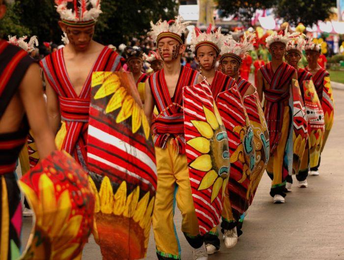 2020 Baguio Panagbenga Festival photo by Randy Bautista via Flickr CC