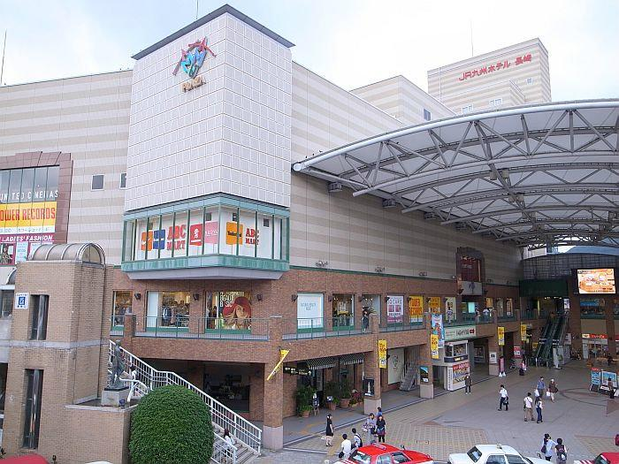 AMU Plaza Nagasaki photo via Wikimapia