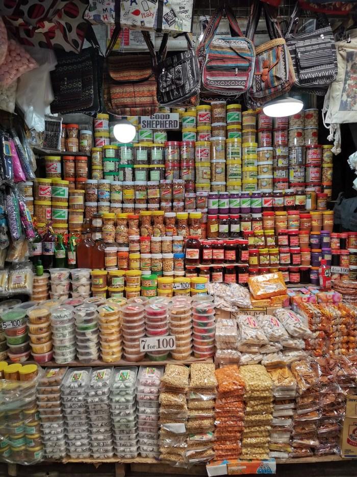 Baguio Public Market Pasalubong Shopping
