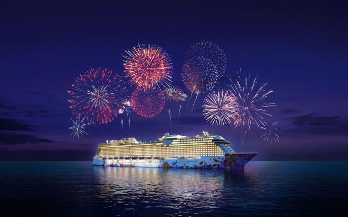 Genting Dream Cruise Ship