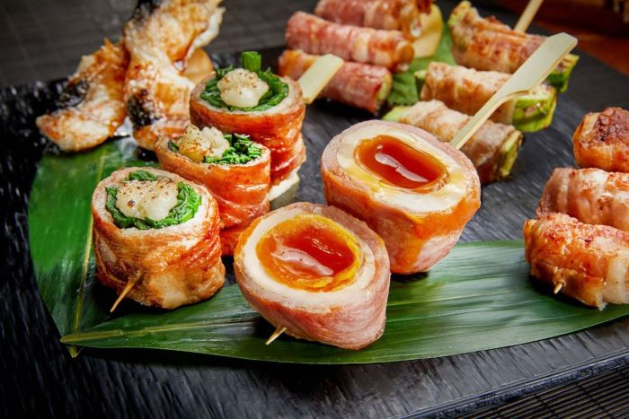 Japanese 'Hakata-ku' Skewer Bar KIDO