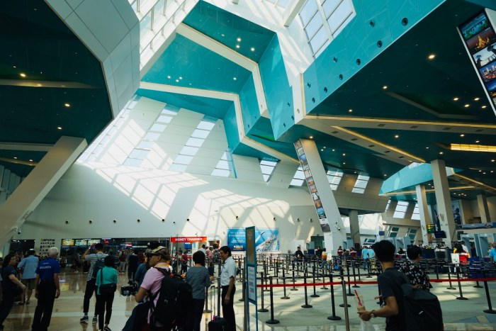 Marina Bay Cruise Center termina