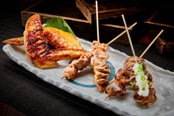 Skewer Bar KIDO Opens in Tsim Sha Tsui