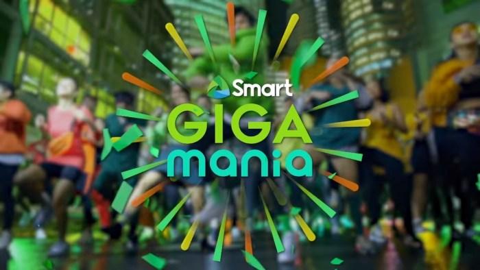 Smart's Giga Mania Raffle promo.