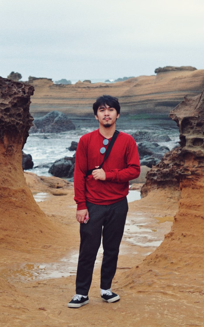 Yehliu is a cape on the north coast of Taiwan. Its known for Yehliu Geopark, a landscape of honeycomb and mushroom rocks eroded by the sea