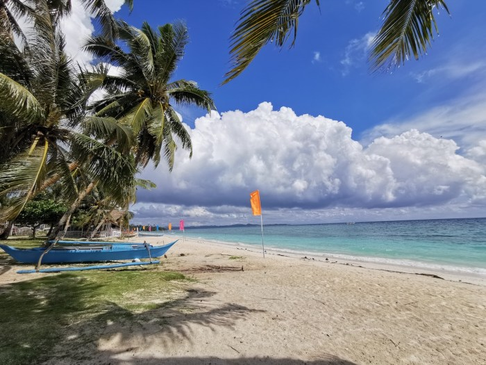 Beaches in Carabao Island Romblon