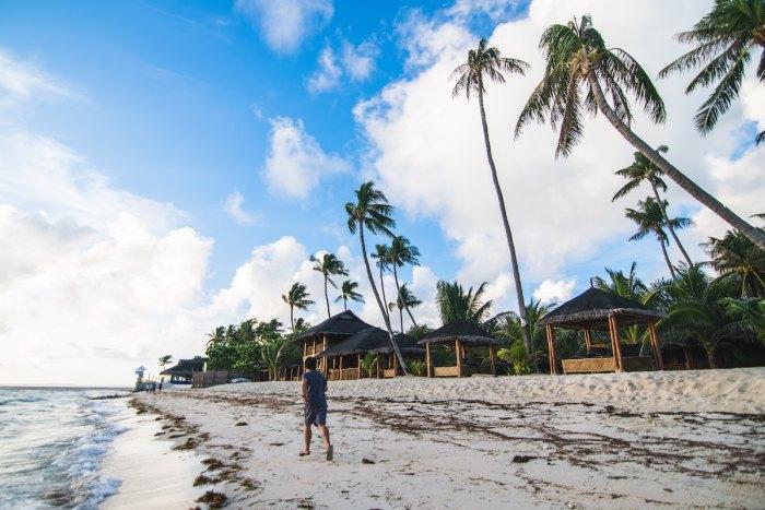 Los mejores resorts de playa en la isla de Bantayan foto de @JessaPedrola a través de Unsplash