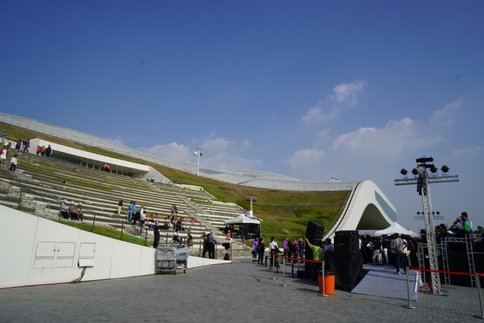 Kaohsiung Weiwuying Open Theater
