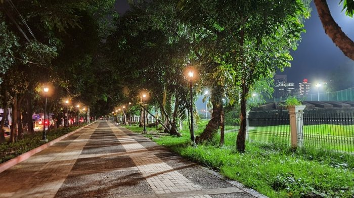 Making Intramuros a walkable city