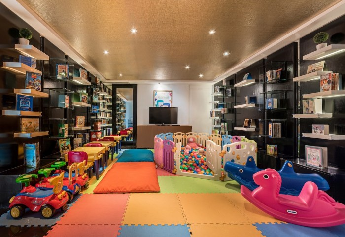 Piccolo Kids Club at Marco Polo Hotel Ortigas Manila