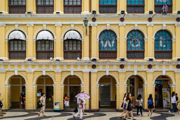 Visiting Macau, China photo by @haru_pic via Unsplash