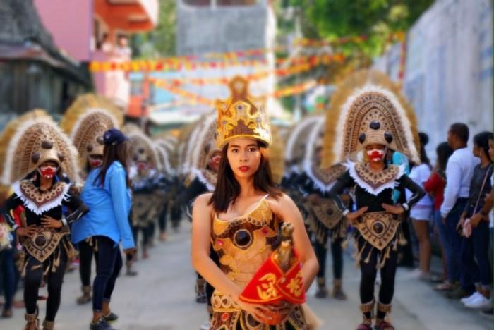 Biniray Festival Dancer