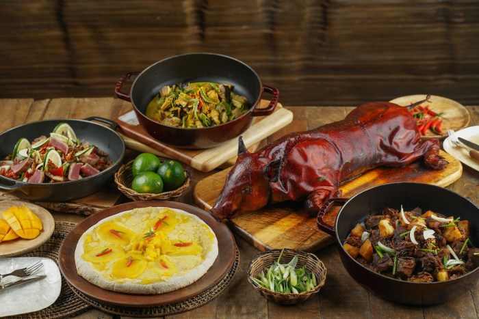 Cebuano flavours at Cucina