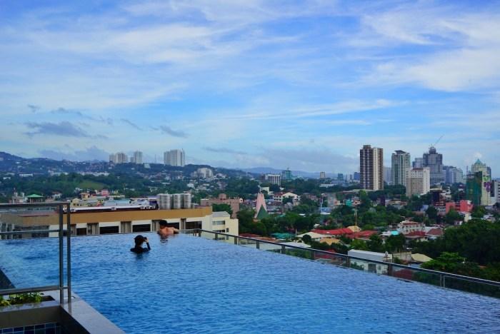 Citadines Cebu Infinity Pool