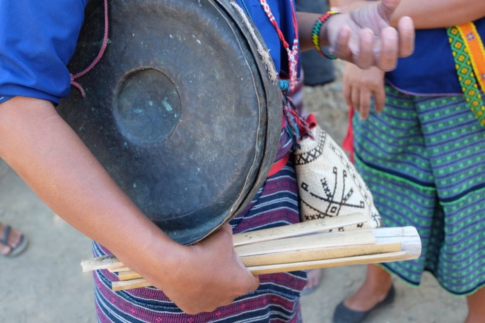 Hanunuo Mangyan Musical Instruments