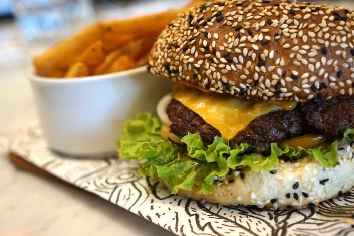 Luncheonette Burger