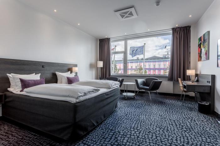 Profil Hotspur Mercur Hotel