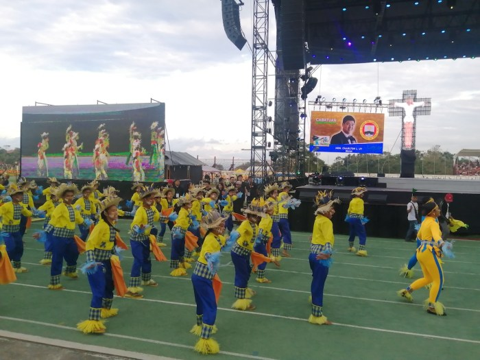 Bambanti Festival Dancers 2020
