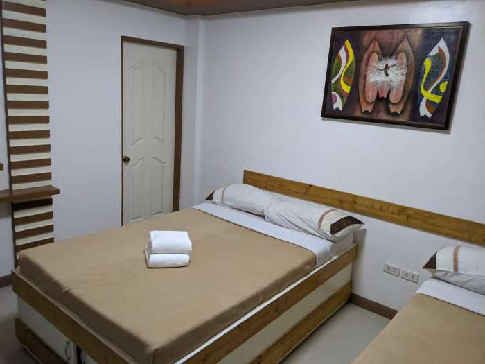 Double Room at Sebay Surf Central