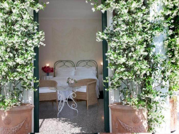 Garden Room at Antica Locanda Dei Mercanti Milan