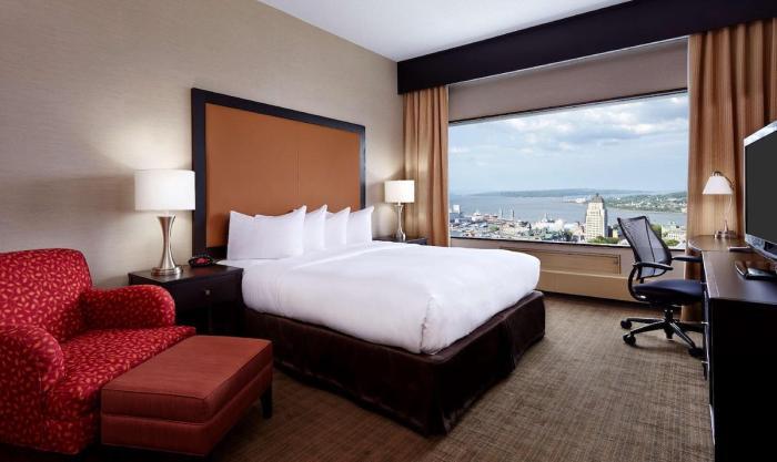 Hilton Quebec Hotel Rates