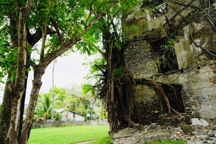 Ruins of San Fernando