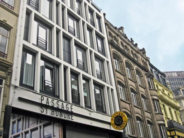 Saint-Nicolas Hotel Brussels