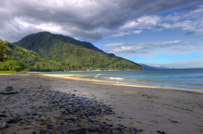 Talipanan Beach Puerto Galera photo via FB Page
