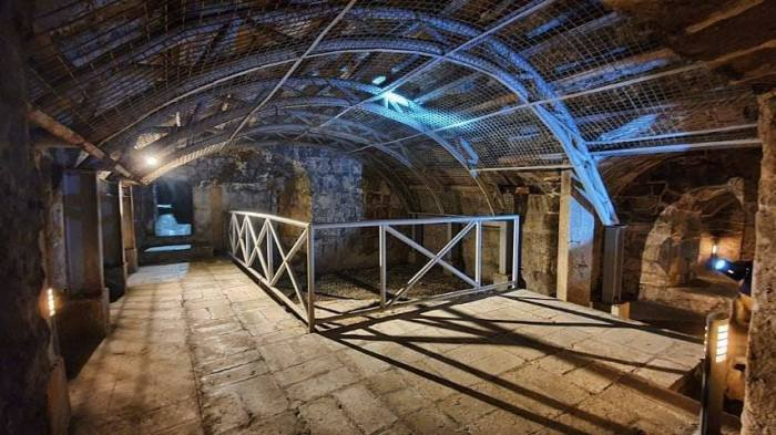 The Creepy Fort Santiago Dungeons are now open to the public photo via Intramuros Administration FB Page