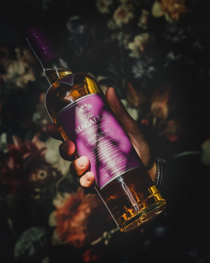 The whisky colour that makes up The Macallan Edition No. 5 is called 'sunlit barley', created during the maturation process inside our exceptional American Oak casks.
