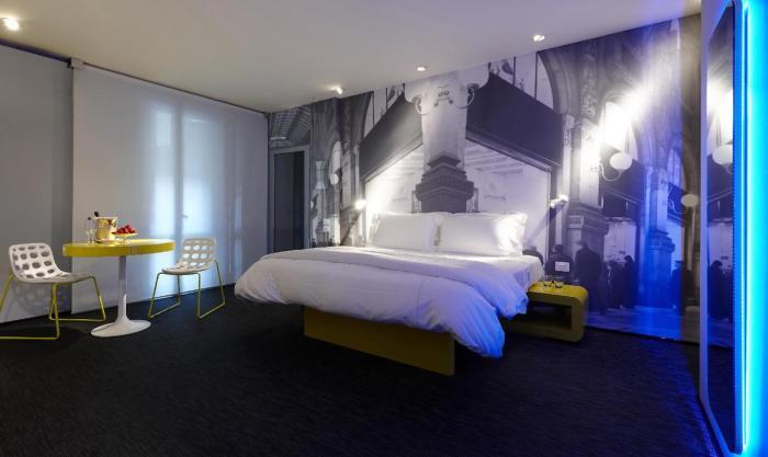 Street Milano Domo, a designer boutique hotel in Milan