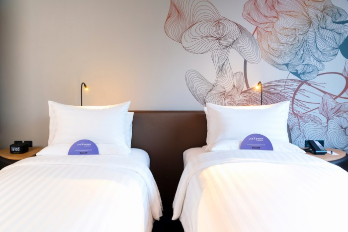 Novotel Sriracha & Koh Si Chang Marina Bay SUPERIOR TWIN - Beds