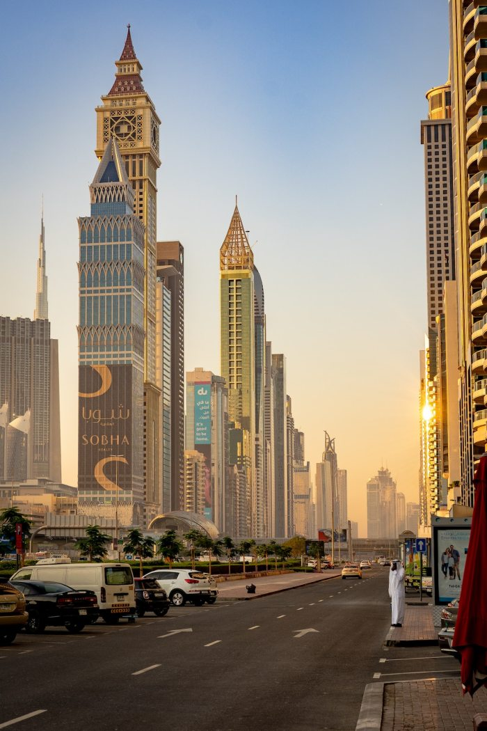 One-Day Guide: Dubai by @darceybeau via Unsplash