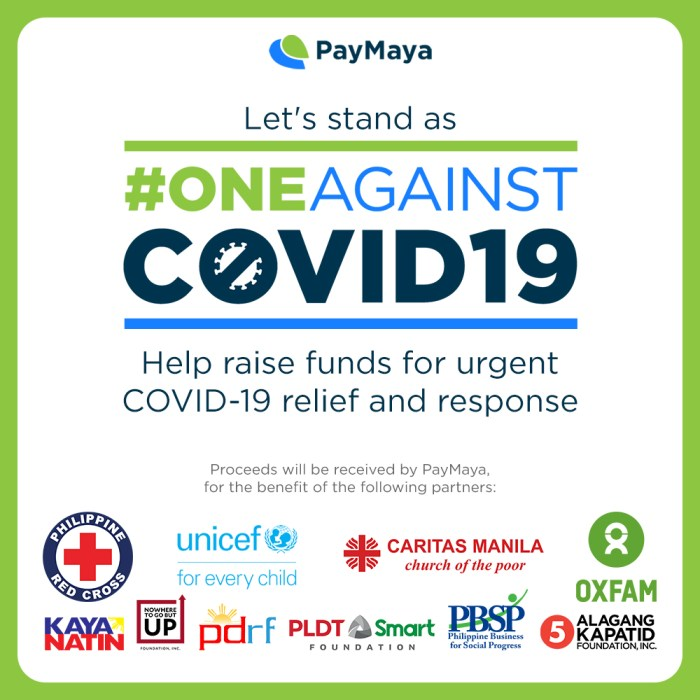 #OneAgainstCOVID19