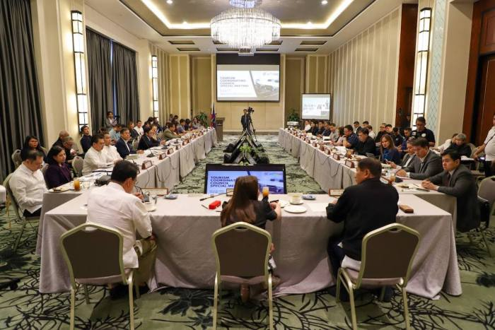 Puyat convenes Tourism Council; invites public to travel within the Philippines
