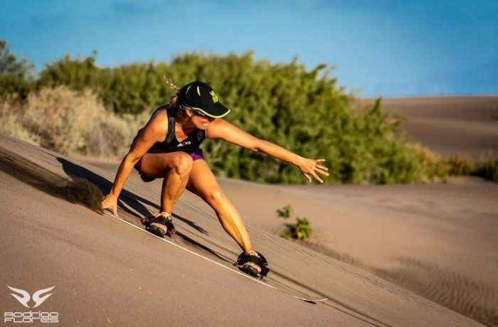 Sandboarding in La Paz Mexico Photo via @PureLaPaz FB page