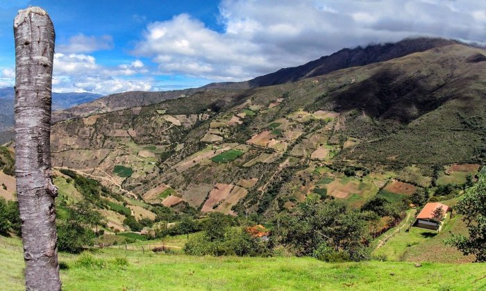 Scenic Valley in Venezuela