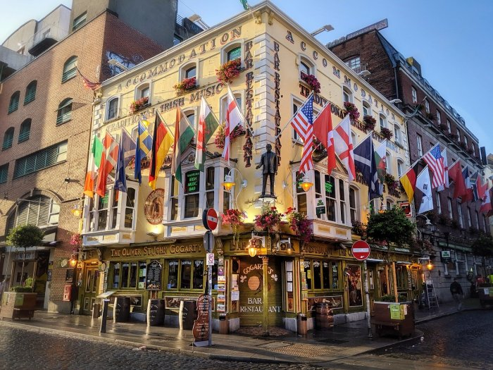 Home.fit Bar-and-Restaurant-in-Dublin 8 Reasons Why You Should Visit Dublin, Ireland