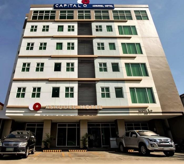 Capital O Asrodel Hotel