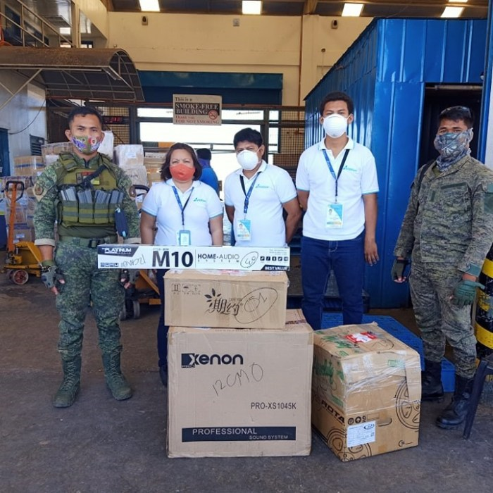 Cebu Pacific is helping the Philippine Army deploy medical supplies and equipment to support health workers in the provinces.