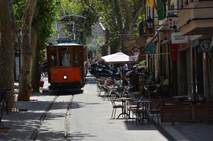 Escorca Town in Mallorca