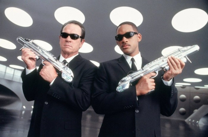 Men in Black Image: Columbia Pictures / Sony Pictures
