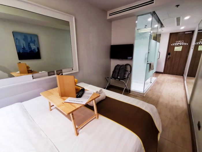 Home.fit Room-at-The-Mini-Suites-Eton-Tower Hotel Review: The Mini Suites Eton Tower in Makati City