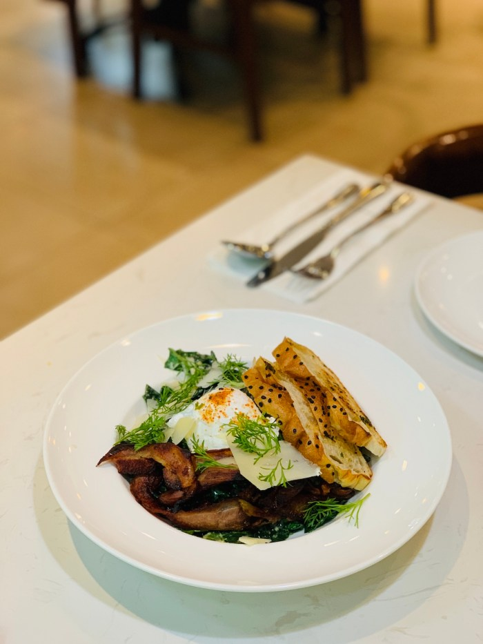 Home.fit Slow-Roast-Lambs-and-Kebab-Plate Hotel Review: The Mini Suites Eton Tower in Makati City