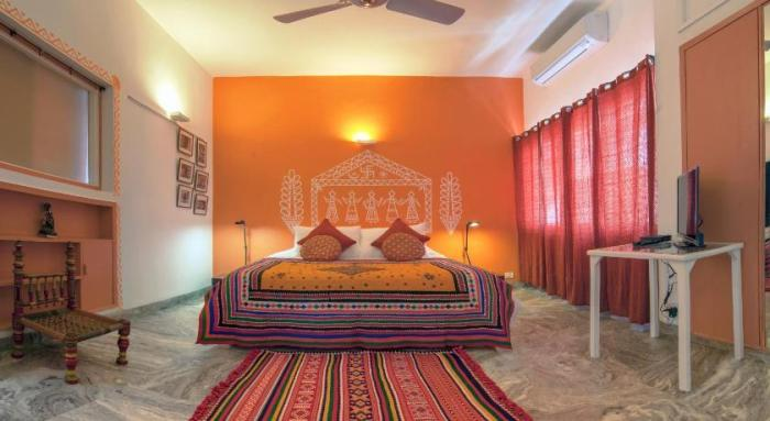 Haveli Hauz Khas Guesthouse/bed and breakfast