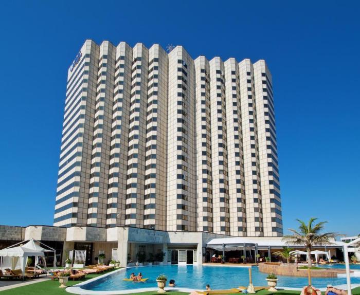 Melia Cohiba Hotel in Havana