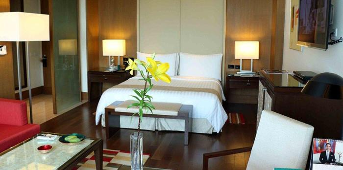 Oberoi New Delhi Rooms