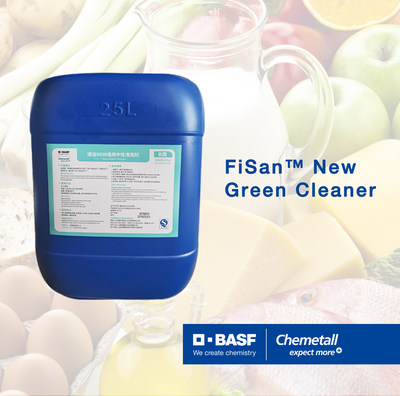 FiSan™ New Green Cleaner